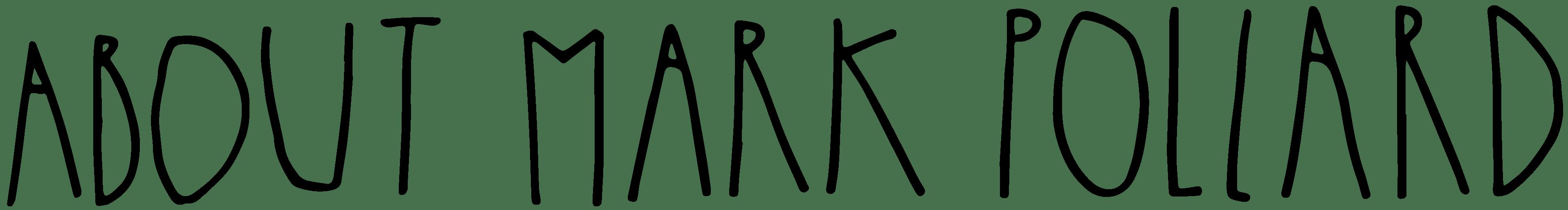About Mark Pollard